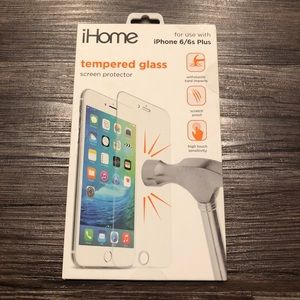 iPhone 6/6 Plus Tempered Glass Protector